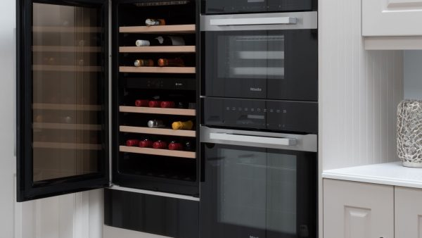 Integrated Wine Coolers - Truman Kitchens