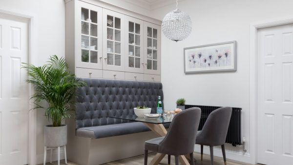 Seating Solutions for your kitchen - Truman Kitchens