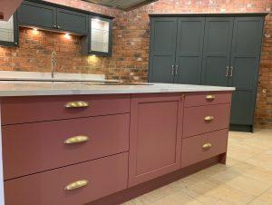 Your kitchen your colour - Truman Kitchens