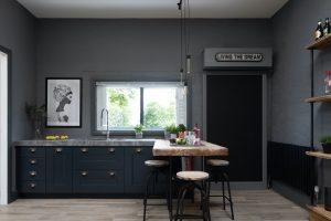 Dare to go dark - Truman Kitchens